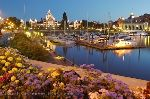 Victoria Waterfront Vancouver Island