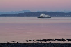 BC Ferries Tri Island Ferry Service Northern Vancouver Island