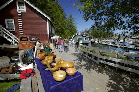 Photo: Northern Vancouver Island Artist Community