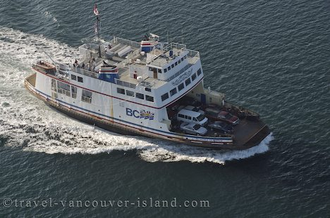 Photo: BC Ferries Vancouver Island