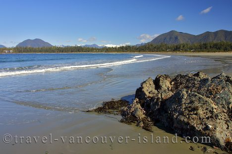 Vancouver Island Beach Wallpaper