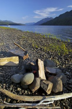 Photo: Scenic Nimpkish Lake Northern Vancouver Island