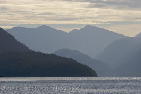 Photo: Nootka Sound Vancouver Island