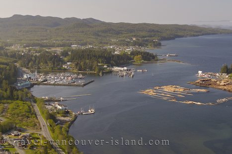 Photo: Port Hardy Vancouver Island