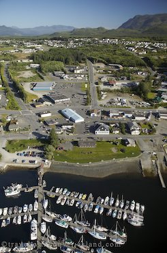 Photo: Port McNeill Vancouver Island