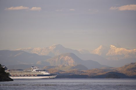Photo: Scenic Coastal Cruise Inside Passage