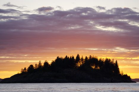 Photo: Stubbs Island Sunset