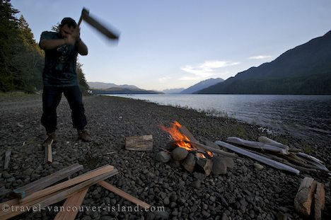 Photo: Vancouver Island Vacation Nimpkish Lake