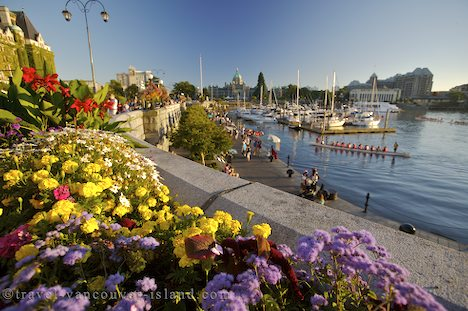 Photo: Victoria British Columbia Vacation Destination