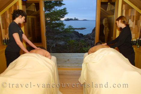 Photo: Wickaninnish Spa